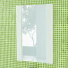 Зеркало 60 см белое Comforty Флоренция 60