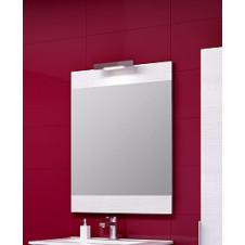 Зеркало 60 см белое Aqwella Бриг Br.02.06/Milk