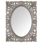 Зеркало 72/95 см серебро Pragmatika М-753-03