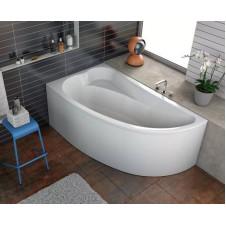 Ванна акриловая асимметричная правая 1600*900 Kolpasan Calando 160 D