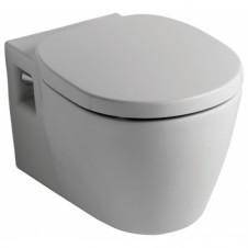Унтитаз подвесной с сиденьем микролифт Ideal Standard Connect W941102