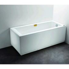 Ванна акриловая прямоугольная 1700*750 Appollo TS-9012