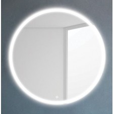 Зеркало с встроенным светодиодным светильником и сенсорным выключателем Belbagno SPC-RNG-700-LED-TCH