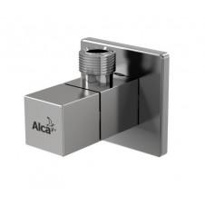 Вентиль угловой 1/2''х3/8'', квадратный Alcaplast ARV002