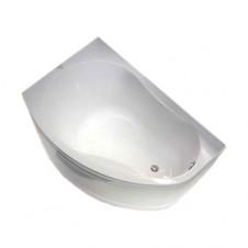 Ванна акриловая асимметричная левая на ножках 1700*1100 Ifo Rattvik BA20170100