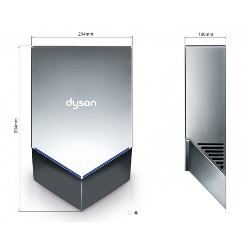 Сушилка для рук dyson airblade v hu02 dyson up top adapter