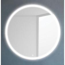 Зеркало с встроенным светодиодным светильником и сенсорным выключателем Belbagno SPC-RNG-800-LED-TCH