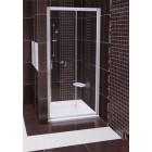 Душевая дверь распашная 120 см Ravak Blix BLDP2-120 белый + Транспарент