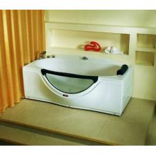 Ванна акриловая прямоугольная без гидромассажа 1680*900 Loranto CS-832 L без г/м