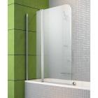 Шторка на ванну 110 см поворотная левая Radaway Eos PND 2 110/L 206211-01L