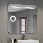 Зеркало с подсветкой 90 см Comforty Лондон 90