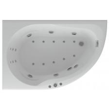 Ванна акриловая асимметричная левая 1500*1000 Aquatek Вирго 150 L