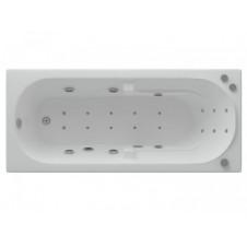 Ванна акриловая прямоугольная 1700*750 Aquatek Лея 170