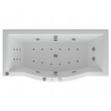 Ванна акриловая прямоугольная 1800*900 Aquatek Гелиос 180
