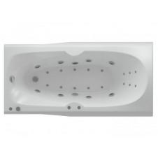 Ванна акриловая прямоугольная 1800*800 Aquatek Европа 180