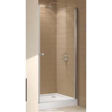 Душевая дверь распашная 80 см Cezares ECO-O-B-1-80-C-Cr