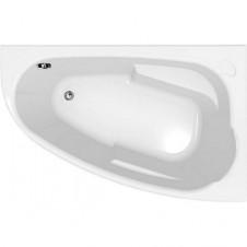 Ванна акриловая асимметричная правая 1600*950 Cersanit Joanna 160R