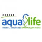 Тумбы умывальники подвесные для ванной Aqualife