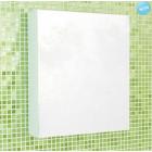 Шкаф зеркальный белый 60 см Comforty Римини 60 шк. бел.