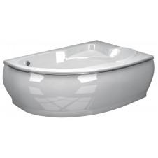 Ванна мраморная асимметричная левая 1740*1120 Esse Navigare L