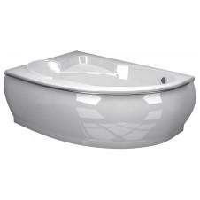 Ванна мраморная асимметричная правая 1740*1120 Esse Navigare R