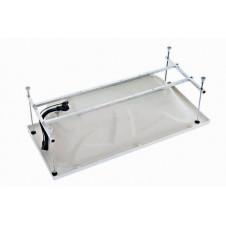 Каркас для ванны алюминиевый Triton