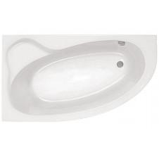 Ванна акриловая асимметричная левая 1700*1100 Santek Эдера 1WH111995