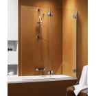 Шторка на ванну 130 см поворотная правая Radaway Carena PND/R 202201-101R