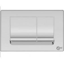 Смывная клавиша хром Ideal Standard Solea M1 R0108AA