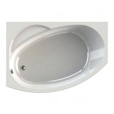 Ванна акриловая асимметричная левая 1500*1050 Vannesa Монти L 150