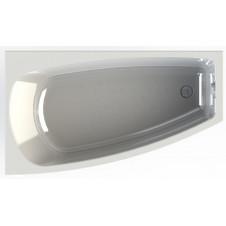 Ванна акриловая асимметричная левая 1400*800 Vannesa Мэги L 140