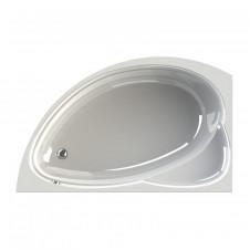 Ванна акриловая асимметричная левая 1600*1000 Vannesa Модерна L 160