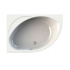 Ванна акриловая асимметричная левая 1400*950 Vannesa Мелани L 140
