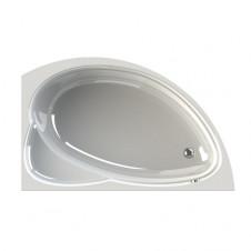 Ванна акриловая асимметричная правая 1600*1000 Vannesa Модерна R 160