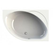 Ванна акриловая асимметричная правая 1400*950 Vannesa Мелани R 140