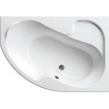 Ванна акриловая асимметричная правая 1400*1050 мм Ravak Rosa 1 140 R