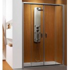 Душевая дверь раздвижная 140 см Radaway Premium Plus DWD 33353-01-01N