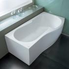 Ванна акриловая асимметричная левая 1700*900 Kolpasan Arabela 170 L