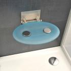 Универсальное сиденье для душа Ravak Ovo P blue