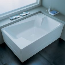 Ванна акриловая прямоугольная 1900*1200 Kolpasan Nabucco 190