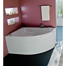Ванна акриловая асимметричная правая 1700*1100 Kolpasan Lulu 170 D