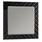 Зеркало 75 см черное Акватон Венеция 1511-2.L2