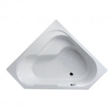 Ванна акриловая на раме с панелью 1450*1450 Jacob Delafon Bain Douche E6221-00+E6239-00+SF221-00