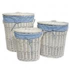 Набор корзин плетеных 3 шт Comforty LU-5430 S3
