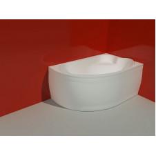 Ванна акриловая асимметричная левая 1500*950 Kolpasan Voice 150 L