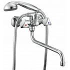 Смеситель на ванну с душевым прибором Smart Бэйс SM060002AA