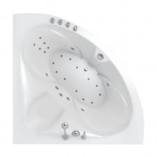 Ванна акриловая угловая 1600*1600 Triton Sabina