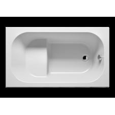 Ванна акриловая прямоугольная 1200*700 Riho Petit 120