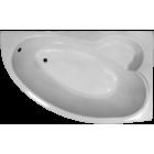 Ванна акриловая асимметричная правая 1600*1000 Eurolux Спарта