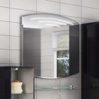 Зеркало с подсветкой и подогревом 80 см Акватон Севилья 1260-2